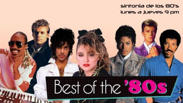 Sintonia de los 80′