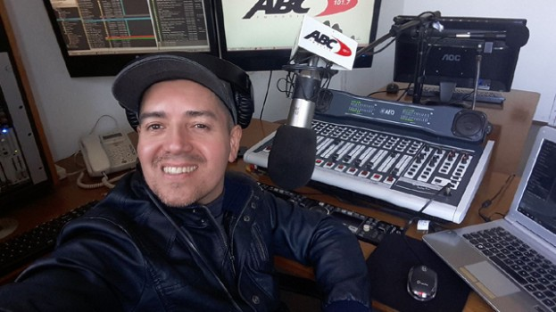 LA MARATON DE MUSICA CON DJ RODRIGO IBAÑEZ