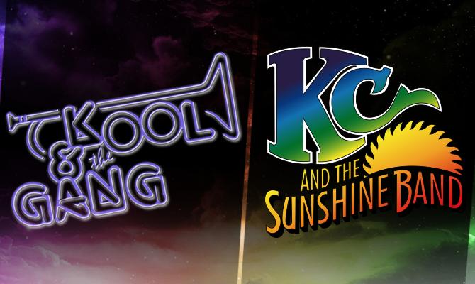 Reprogramado: KC and the Sunshine Band + Kool and the Gang en Chile