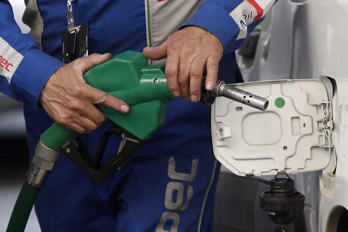 Todos los combustibles registran un alza en sus precios