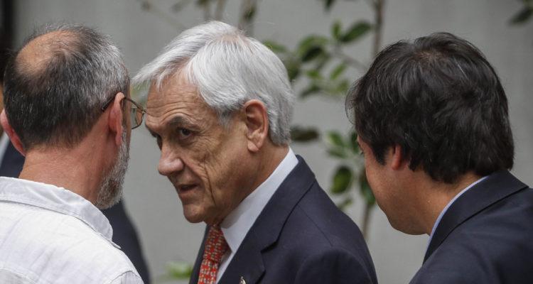 Aprobación de Piñera cae más de 6 puntos y llega al 9,1% en octubre, según Pulso Ciudadano