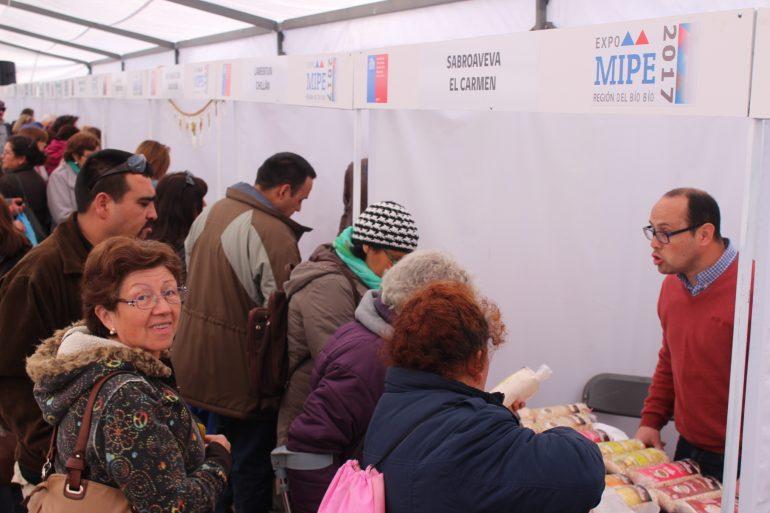 100 pymes reunirá Expo Ñublemprende este sábado