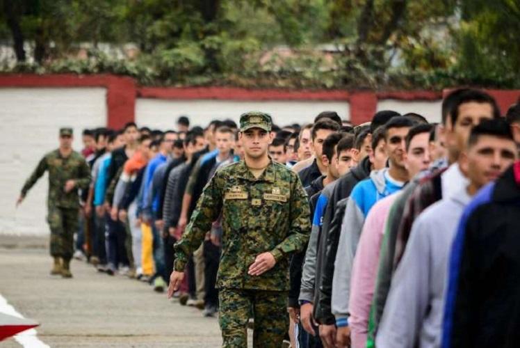 Hasta el 30 de diciembre extienden plazo para eximirse del Servicio Militar