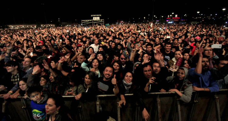 Confirman financiamiento para festival de Dichato y Rock en Conce 2020