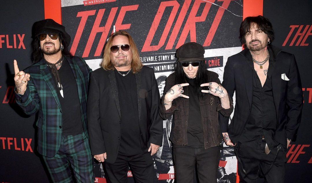 Mötley Crüe regresa del retiro y anuncia gira junto a Def Leppard y Poison