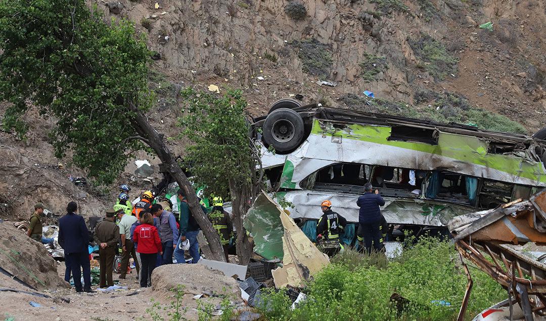 SML identificó a 11 víctimas de la tragedia en Taltal