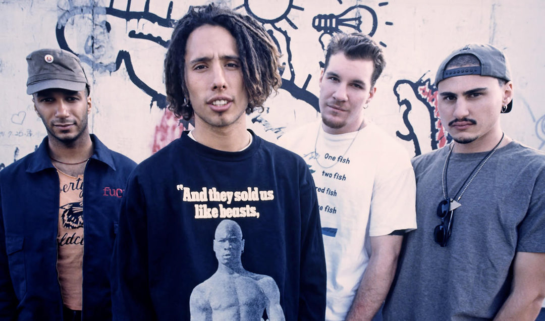 Rage Against the Machine encabeza cartel de Coachella 2020