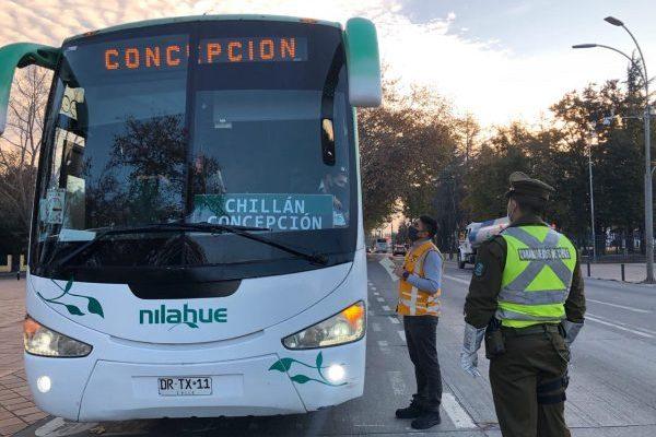 Fiscalizan medidas de seguridad e higiene de transporte público en Ch. Viejo