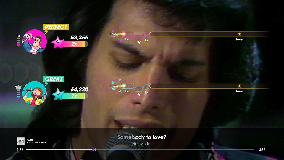 Queen tendrá su propio videojuego de karaoke