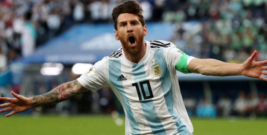Aseguran que Messi ya habló con el Manchester City para ser el próximo refuerzo del club