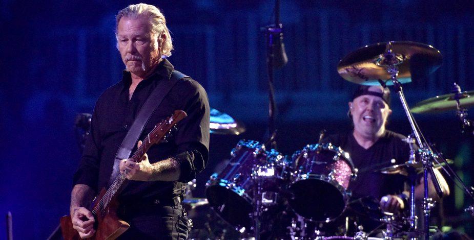Metallica dará concierto acústico vía streaming para reunir fondos para su fundación All Within My Hands