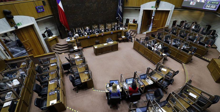 Senadores oficialistas anunciaron que votarán a favor del segundo retiro de las AFP