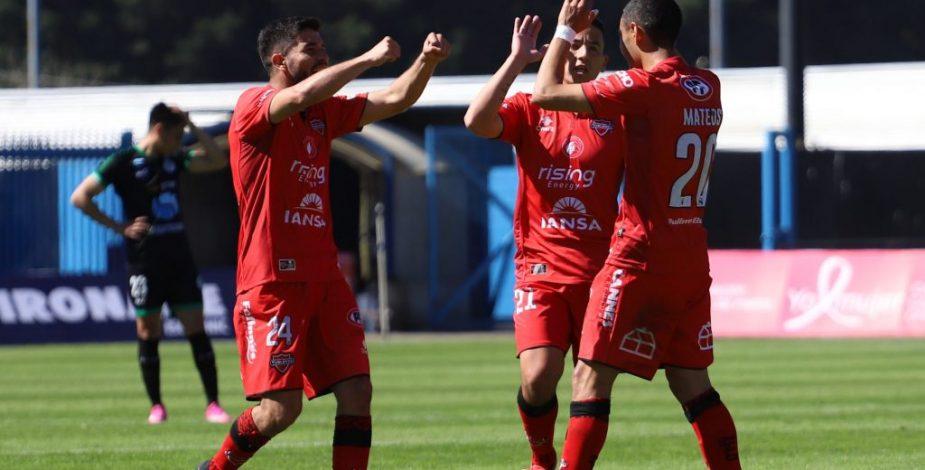 ANFP anunció la suspensión de dos partidos más a Ñublense por contagios de Covid-19