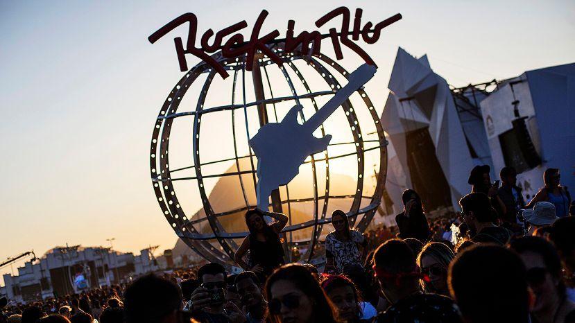 Rock In Rio se suspende en Brasil y Portugal hasta 2022