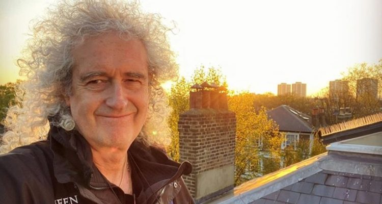 """Brian May aseguró que """"es posible que Queen nunca vuelva a salir de gira"""""""
