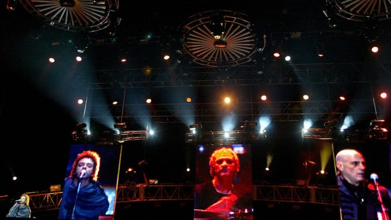 Soda Stereo estrenó el video animado de «Danza rota»